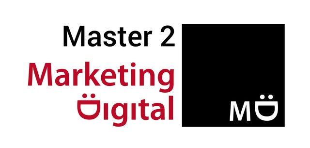 Master 2 Marketing Digital - Université d'Angers