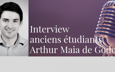 Interview anciens étudiants – Arthur Maia de Godoy